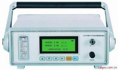 SF6分解物分析仪LD200型便携