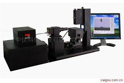 全自动接触角测量仪(自动进样、自动控温)