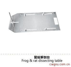 鼠蛙解剖台