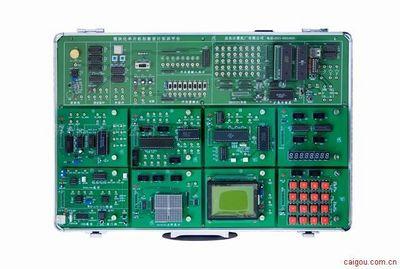 DVCC-51JHP  单片机模块化实验箱