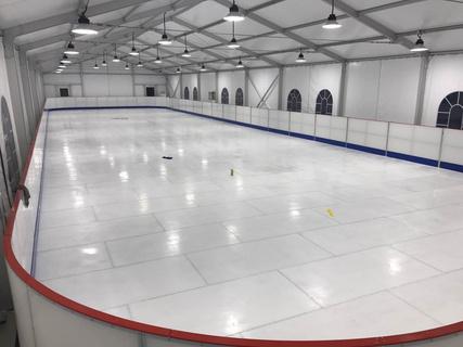 仿真冰比真冰更适合学生训练