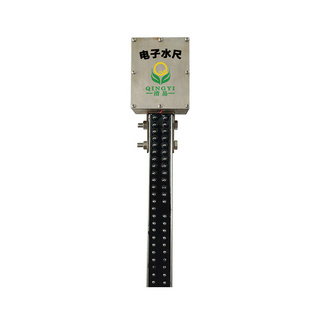 河北清易QYCG-14电压电流485GPRS通讯高精度液位尺电子水尺河道水位监测电子水尺厂家