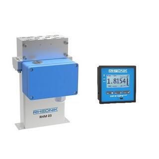 德国 RHEONIK RHM03L 高压质量流量计  高压流量计 高压气体流量计