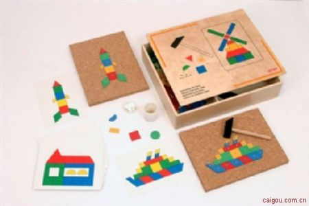 快乐的小工匠-几何图形