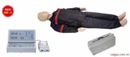 KAD/CPR500高级数码移动显示全自动电脑心肺复苏模拟人(先生/小姐)2011新品