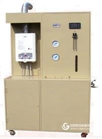 上海实博 RSQ-1燃气热水器热工性能实验台 教学实验仪器设备 厂家直销