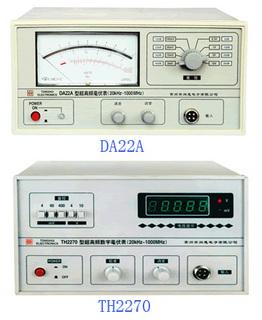 毫伏表(DA22A/DA22B/TH2270/TH2270A)
