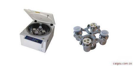 低速台式自动平衡离心机DT5-2B