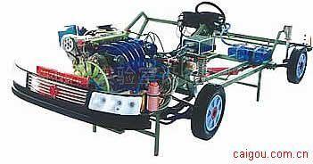 上海大众桑塔纳、帕萨特B5轿车教学设备