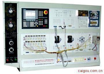 数控机床调试维修实验台
