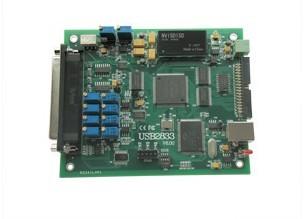 供应USB数据采集卡USB2833