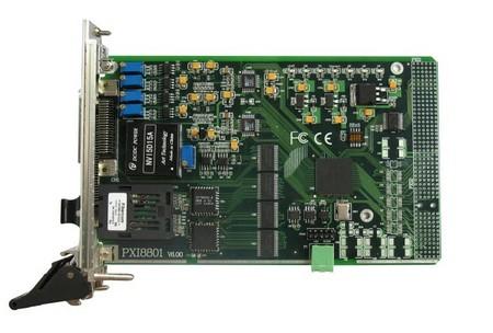 供应PXI数据采集卡PXI8801