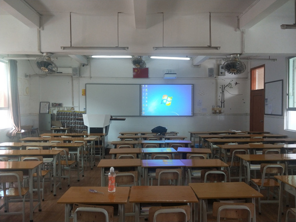 NEC南下廣州顯風采 HLD低藍光解決教育用戶迫切需求