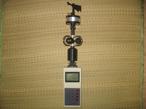 风向风速记录仪实现风的动态监测过程