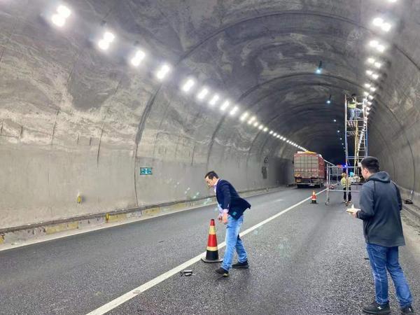 莱案例|福宁高速隧道改造