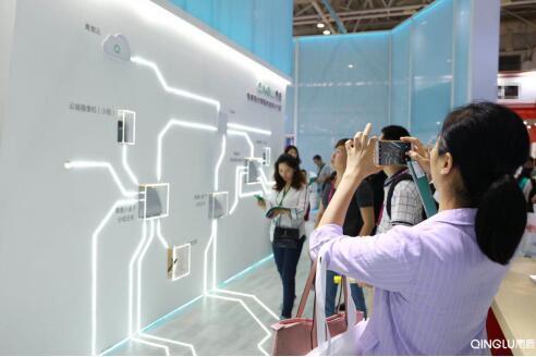 第53屆高等教育博覽會開幕,青鹿智慧教室科技感爆棚