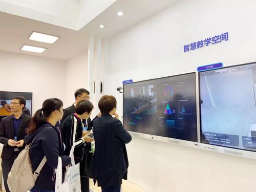 南京高教展 | 奧威亞助力教育現代化創新發展,打造智慧教學空間