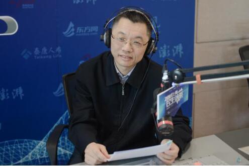 """上海市教委主任陆靖:""""每年新建30所幼儿园""""是民生承诺"""