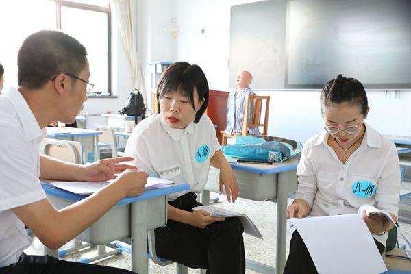 天水市举办职业学校技能大赛教师教学能力比赛