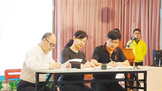 江门市直三所幼儿园昨电脑派位 540个学位在1970个报名幼儿中产生