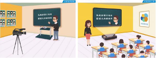 极米发布新激光电视一体机解决方案 进军教育