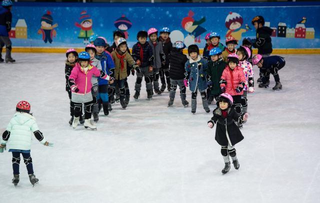 中国南方如何开展冰雪运动:江苏篇