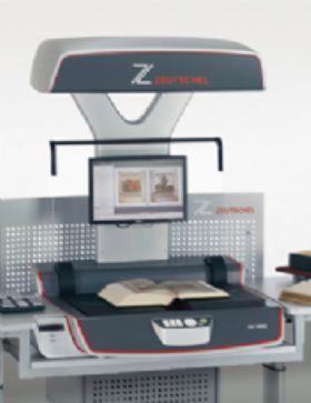 非接触式书刊扫描仪