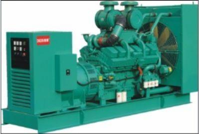发电机组的机油压力低会对机组造成的损害