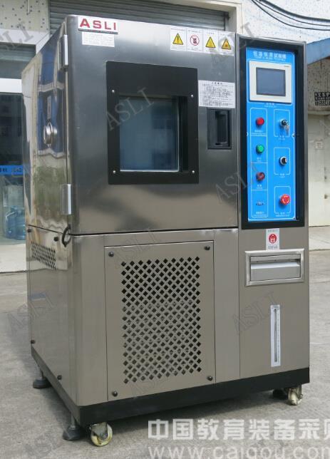 橡胶恒温恒湿测试设备(触摸屏)