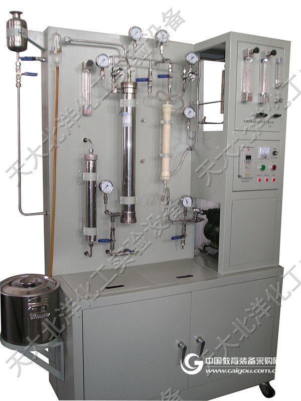 超滤与膜吸收联合实验装置