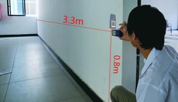 手持激光测距仪LDM-100 高精度测距仪