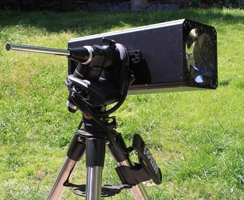 调频调制叶绿素荧光遥测仪