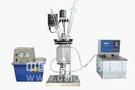 玻璃反应釜夹层内可通入不同的冷热循环液