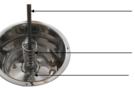 水质硫化物酸化吹气仪结构