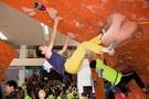 全国青少年U系列攀岩联赛上海站举办