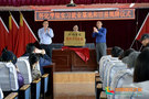 怀化学院在新疆和田县建立实习就业基地