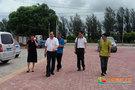 遼寧科技學院黨委書記馬壯利用假期深入定點幫扶村調研指導工作