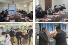 北京市高校危险化学品安全联合检查组来北京工商大学检查指导工作