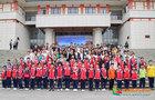 """贵州民族大学举行大手小手""""手牵手"""" 大学小学""""校帮校""""活动"""