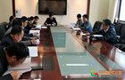 甘肃民族师范学院召开国家一流本科专业建设点申报安排会