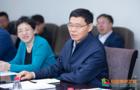 大連理工大學校長郭東明與本科生座談