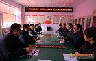 河北工業大學領導深入扶貧村調研指導工作并參加方家梁村道路竣工通行儀式