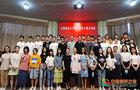 四川文理学院智能制造学院:让党徽在毕业季闪耀光芒