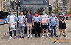 徐州医科大学:香包助力复工复产,共筑公交安全防线