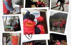 江西科技师范大学团员青年向社区(村)报到积极投身防疫攻坚战
