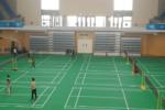 北京化工大学昌平新校区运动场地增添器材设备