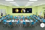 智慧教室解决方案之全息K12教室