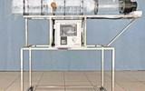 數字型強迫對流單管管外放熱系數測定裝置