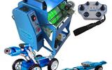 TVS-2000E管道檢測機器人