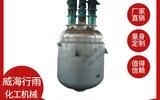威海行雨生产型反应釜